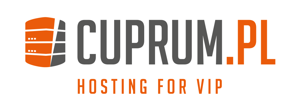 cuprum.pl – HOSTING FOR VIP